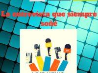 """CONVOCATORIA Programa """"La entrevista que siempre soñé"""" (2016 – Quinta Versión)"""