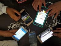 Reportajes móviles 2016