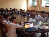 Talleres de Periodismo Móvil en Unidades Educativas