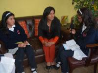 """""""La entrevista de mis sueños"""" Soledad Chapetón: """"Tengo dos pilares de trabajo: honestidad y transpar"""