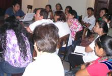 Alfabetización en Medios para profesores de literatura en Cochabamba