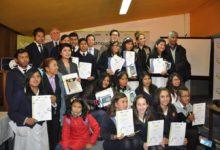 Premiación 2015 Periodista por un día y La entrevista que siempre soñé